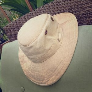 The TILLEY Hemp Hat - Finest in All the World